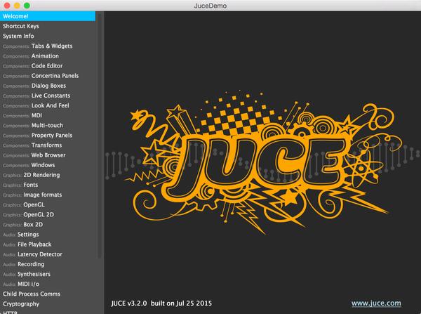 JUCE Diary #1: JUCE What?