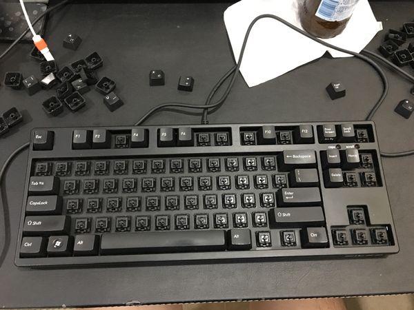 [159] 洗鍵盤的慢活
