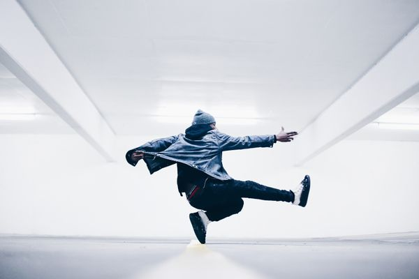 [188] 帥氣的舞